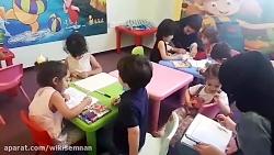 آموزش زبان به کودکان در...