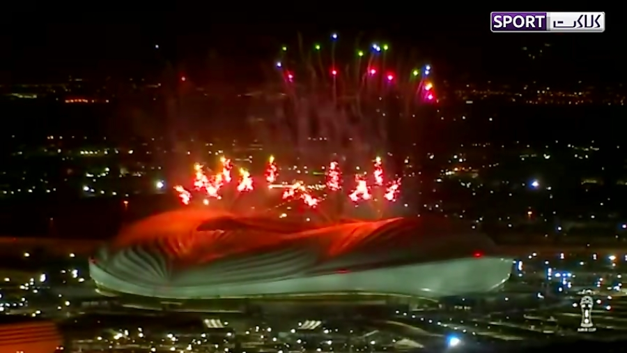 مراسم افتتاحیه اولین استادیوم جام جهانی 2020