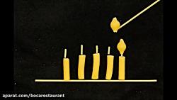 تولد رستوران بوکا