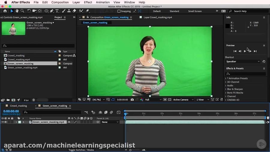 50 Music Audio spectrum green screen brand new video