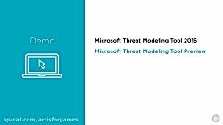 دوره Microsoft Threat Modeling - ن...