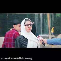 قهر گردشگران با پایتخت ...