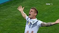 بهترین گل های جام جهانی...