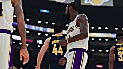 لحظه های بازی بسکتبال 19