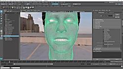 Face Modeling 18 : مدل سازی چهر...