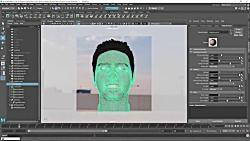 Face Modeling 21 : مدل سازی چهر...