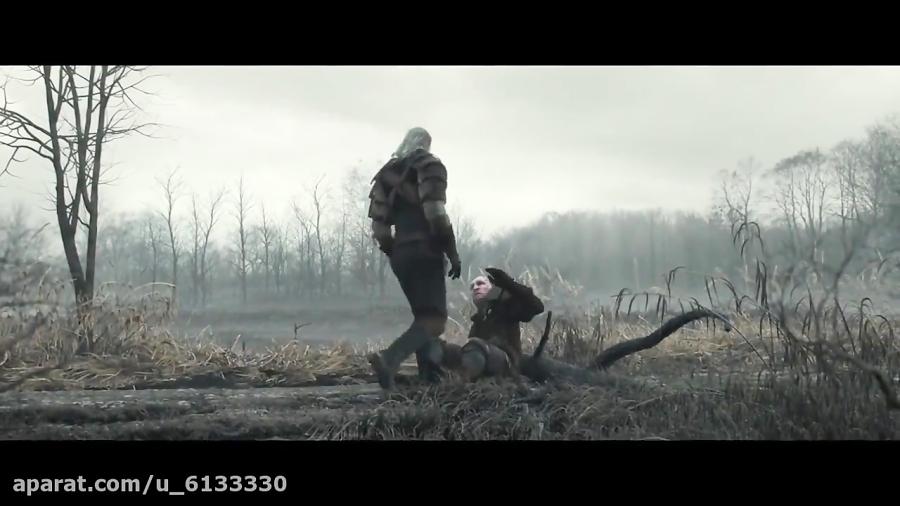 تریلر سینماتیک بازی The Witcher 3 Wild Hunt 2015 تریلر 2