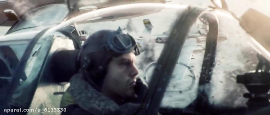 تریلر سینماتیک بازی War Thunder 2012 تریلر 1