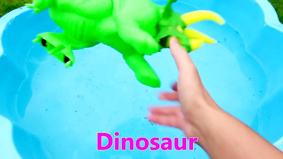 حیوانات باغ وحش وحشی و اسباب بازی های حیوانات