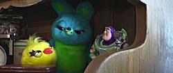 دومین تریلر انیمیشن داستان اسباب بازی 4
