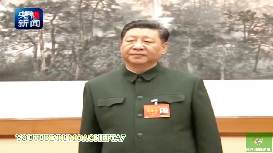 China's Xi Jinping Calls on Army to be battle-ready - China Pronta para a Guerra