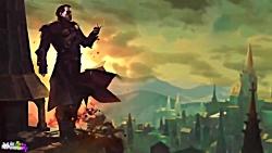 تریلر بازی Gwent - Crimson Curse Expansion Announcement Teaser | آل گیم