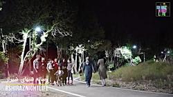 زندگی در شب شیراز - پیاد...