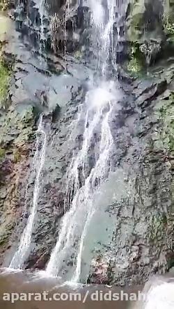 طبیعت زیبای آبشار سردا...