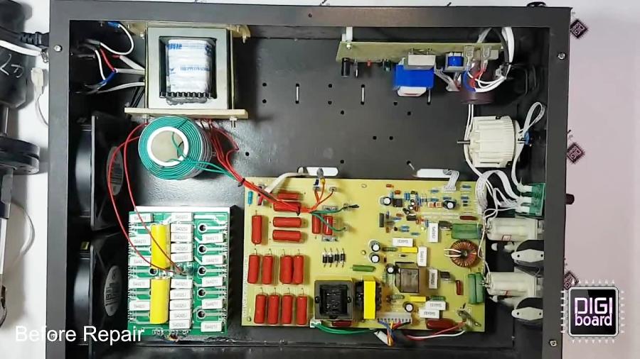 تعمیر دستگاه دوخت التراسونیک