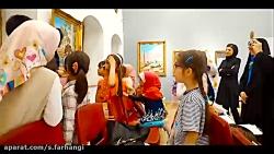 ورک شاپ کودکان نقاش از ...