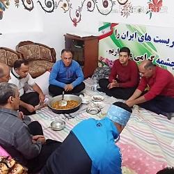حسین قره داغی معلم نویسنده وشاعروسایکل توریست وموتورتور