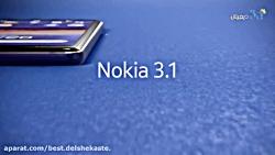 معرفی گوشی نوکیا مدل 3.1-1080p