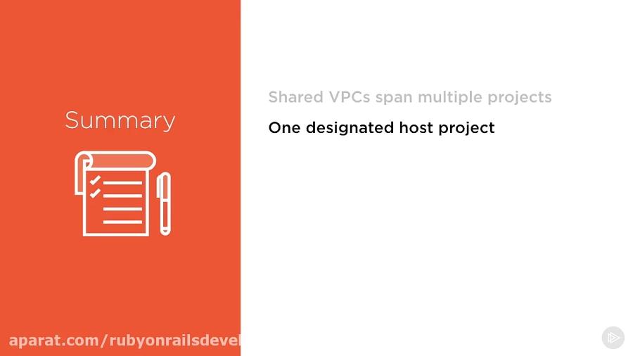 دانلود دوره VPC Networks - خلاصه و مطالعه بیشت?