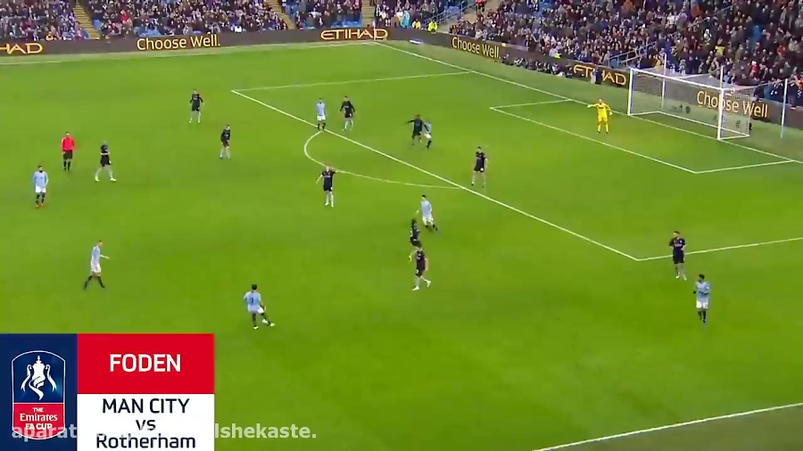 همه گلهای منچسترسیتی برای رسیدن به فینال جام حذفی انگلیس-720p