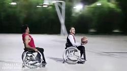 مسابقات بسکتبال با ویل...
