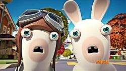 انیمیشن خرگوش های مهاج...