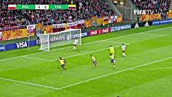 خلاصه بازی لهستان 0 - کل...