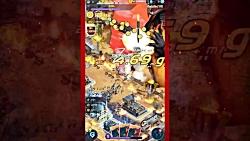 تریلر بازی موبایل Godzilla ...