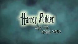هری پاتر طنز