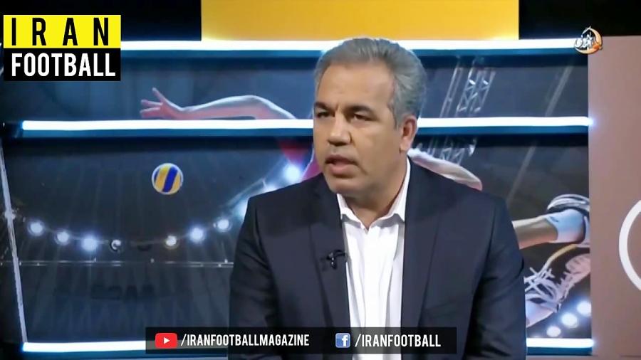 صحبتهای ایرج عرب در مورد درآمد پرسپولیس از لیگ قهرمانان سال گذشته
