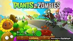 بازی گیاهان علیه زامبی