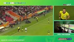 خلاصه بازی آرژانتین 5 - ...