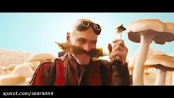 اولین تریلر فیلم سونیک خارپشت