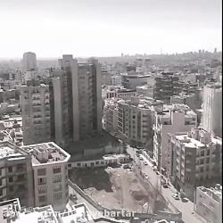طراحی برج مسکونی اقدسیه در تهران