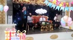 جشن تولد با گروه موسیقی...
