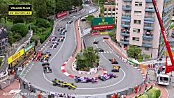 خلاصه ی مسابقه ی فرمول 1 - گرندپری موناکو - 2019