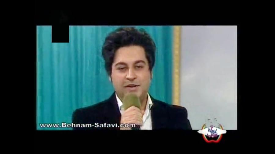اجرای زنده بهنام صفوی مرحوم در برنامه احسان علیخانی