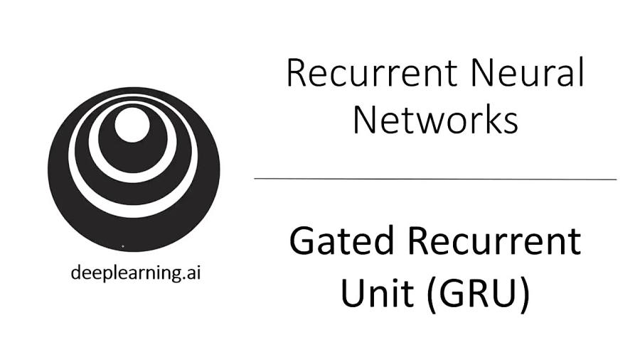 Understanding Gated Recurrent Unit (GRU) Deep Neural Network