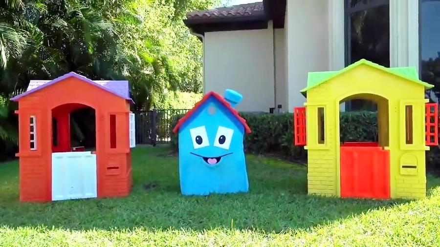 استیسی خانه بازی میکنه - برنامه کودک