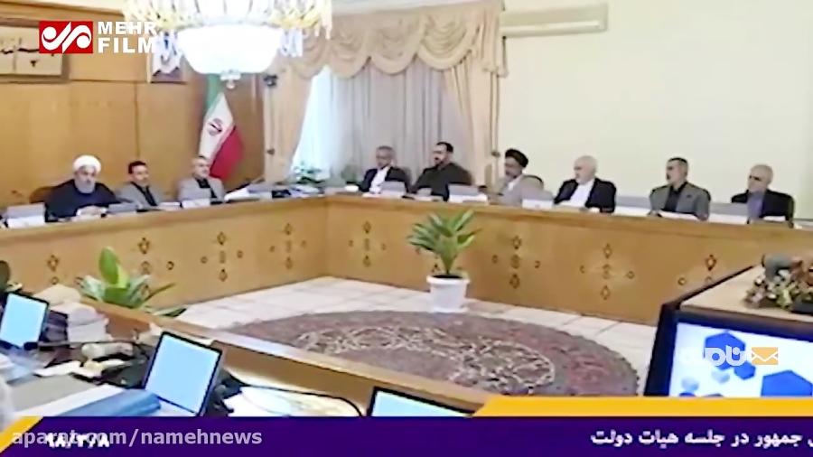 روحانی: موشک جواب موشک!