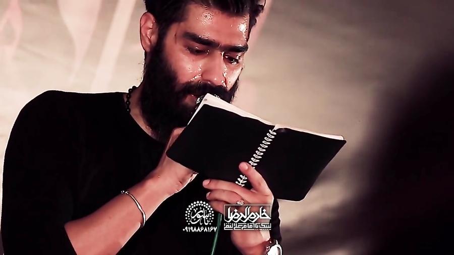 محمود عیدانیان | 21 رمضان 98 | شور - چرخ زمین و زمان با یک انگشت اشاره ی دست علی