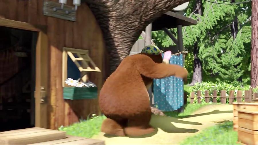 کارتون ماشا و میشا - قسمت 9 - کارتون انیمیشن فان شاد خنده دار کودکانه