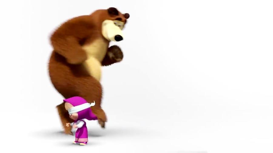 کارتون ماشا و میشا - قسمت 15 - کارتون انیمیشن فان شاد خنده دار کودکانه