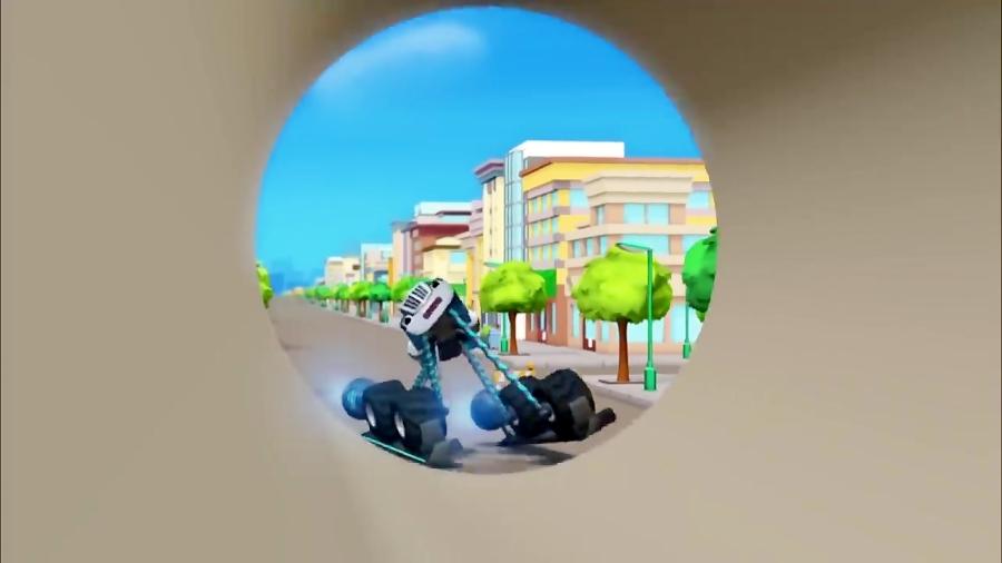 انیمیشن بلیز و ماشین های هیولا قسمت 44