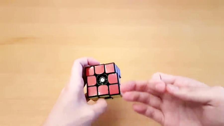 آموزش مکعب روبیک قسمت 20