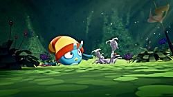 کارتون پرندگان خشمگین قسمت 23