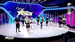 مسابقه ستاره بعدی (نیکست استار ) _Andrei Coman i-a dat pe spate pe jurați.