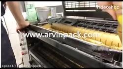طراحی بسته بندی زعفران ...