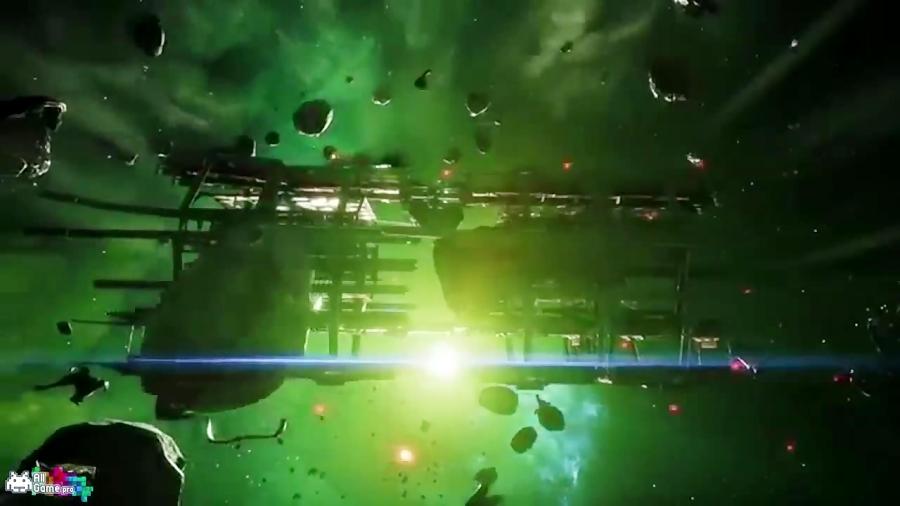 تریلر بازی Everspace برای پلی استیشن, ایکس باکس, نینتندو , PC   آل گیم