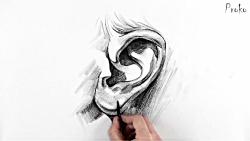 حل مشکل طراحی گوش